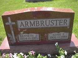 KENNETH J ARMBRUSTER