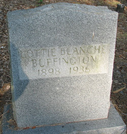 Lottie Blanche Buffington