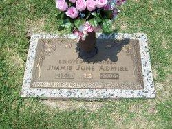 Jimmie June Admire