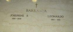 Josephine R <i>Serra</i> Barranca