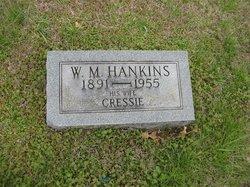 W M Hankins