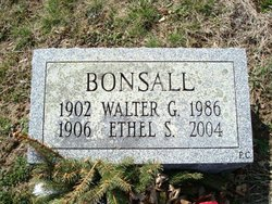 Walter Guy Bonsall
