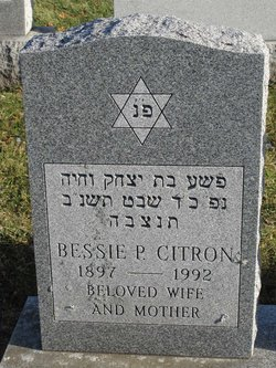 Bessie P Citron