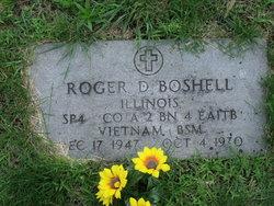 Roger Dean Boshell