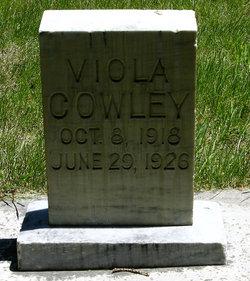 Viola Cowley