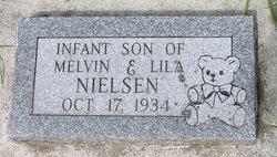 Infant Son Nielsen