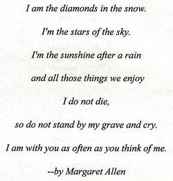 Margaret Marge <i>Walford</i> Allen