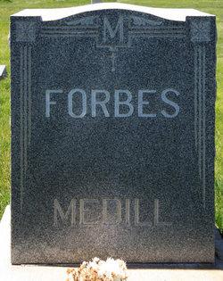 Katherine Margaret Katie <i>Medill</i> Forbes