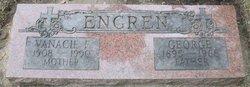 Vanacie F. <i>Ives</i> Engren