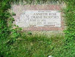 Annette Rose <i>Drane</i> Bickford