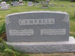 Rev David Charles Campbell