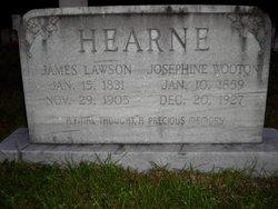 Josephine <i>Wooton</i> Hearne