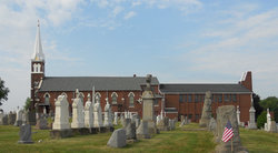 Saint Alphonsus Church Cemetery