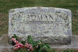 Mary Ann <i>Stephens</i> Boman