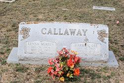 Lenna <i>McKeen</i> Callaway