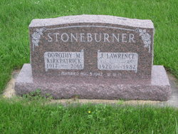 Dorothy May <i>Kirkpatrick</i> Stoneburner