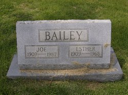 Esther <i>Woolsey</i> Bailey