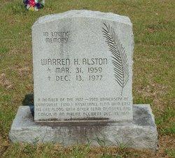 Warren Alston