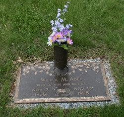 Wilma M. <i>Allsup</i> Abel