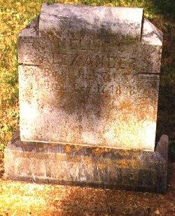 Nellie G. Alexander
