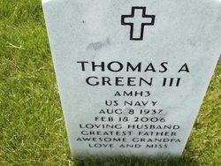 Thomas Asa Green, III