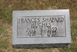 Frances <i>Shapard</i> Hughes