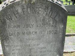 W H Fonshill
