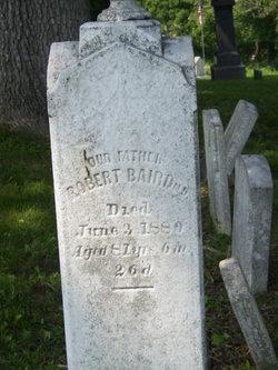 Dr Robert Tyler Baird
