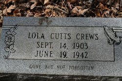 Lola <i>Cutts</i> Crews