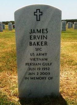 James Ervin Baker