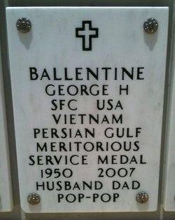George Hugh Ballentine