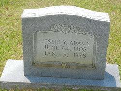 Jessie Y. Adams