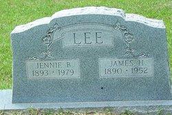 Jennie <i>Blackerby</i> Lee