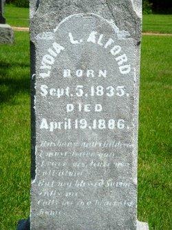 Lydia L <i>Bowles</i> Alford