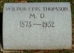 Wilbur Fisk Thomson