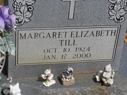 Margaret Elizabeth <i>Till</i> Grimes