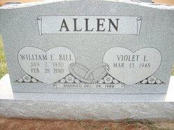 William Eugene Bill Allen