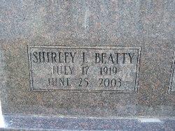 Shirley Leona Sho <i>Sailor</i> Beatty