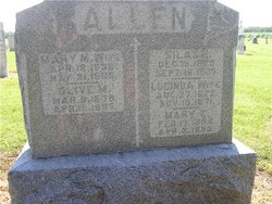 Silas B Allen