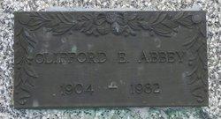 Clifford E. Abbey