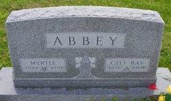 George Ray Abbey