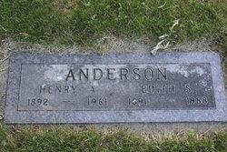 Edith Saloma <i>Sheldon</i> Anderson
