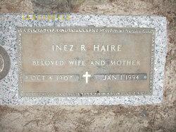 Bessie Inez <i>Randall</i> Haire
