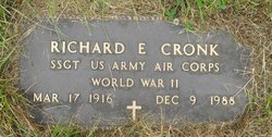 Richard E. Cronk