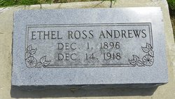 Ethel <i>Ross</i> Andrews