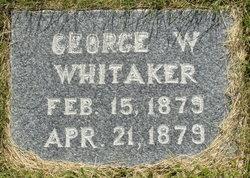 George Washington Whitaker