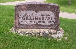 Julia <i>Sampson</i> Gillingham