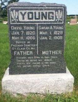 Sarah J. <i>Klaiss</i> Young