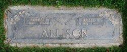 Hazel Belle <i>Eaton</i> Allison