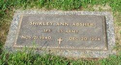 Shirley Ann Absher